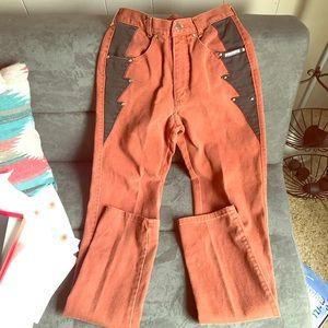 Vintage RARE Rough Rider Jeans